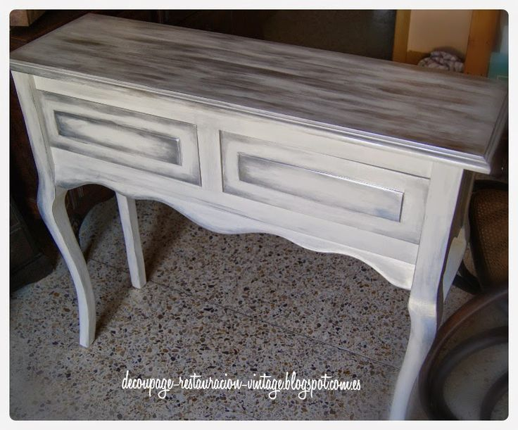 muebles antiguos decoupage transfer y otras tcnicas restauracin de muebles tutoriales diy y craft ideas