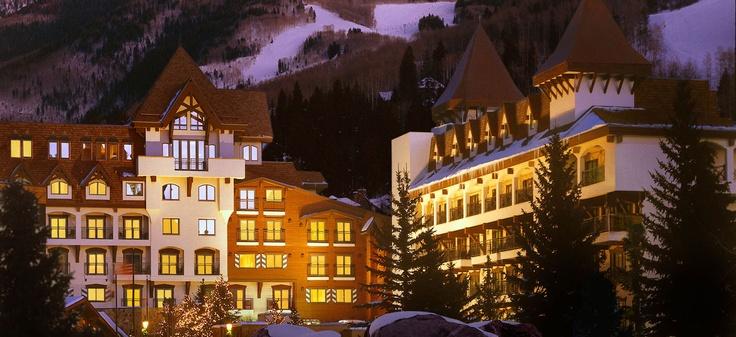 Vail Resorts Colorado Hotels Marriott Mountain Resort
