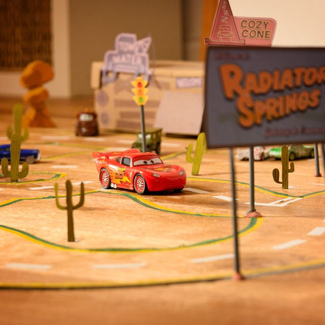 Circuit Radiator Springs