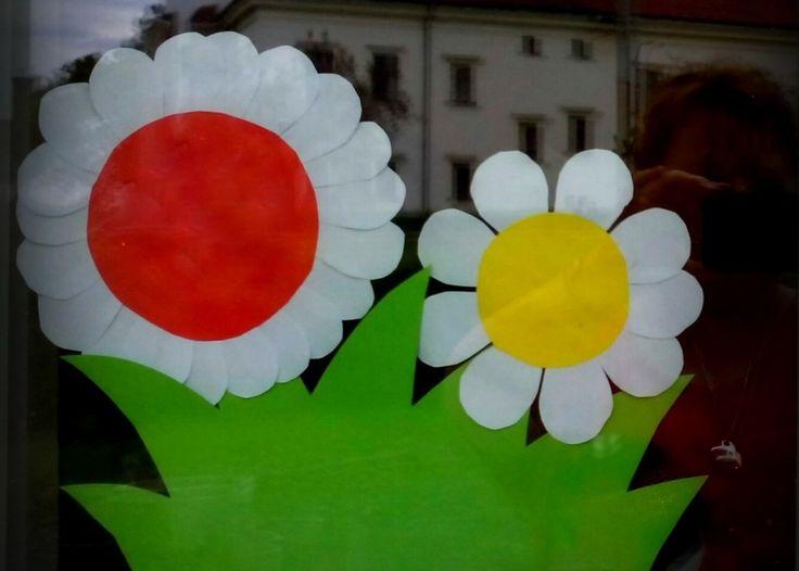 Květiny do oken