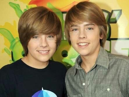 Cole and Dylan Sprouse age 16 2009