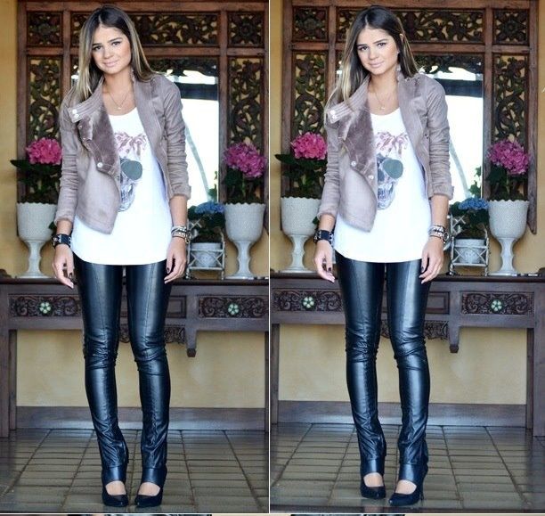 Great look, by Thassia Naves