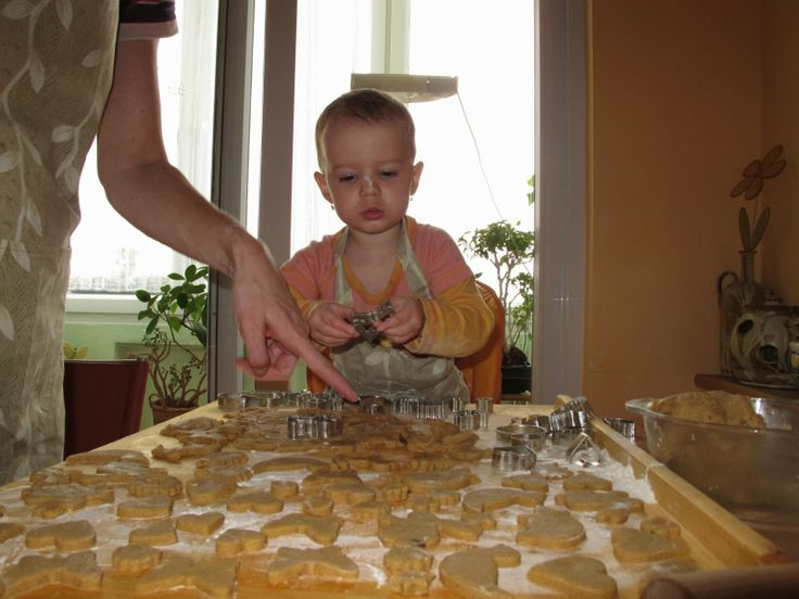 Monikin svet: Obojstranná zásterka pre dcérku - tak trochu aj ná...