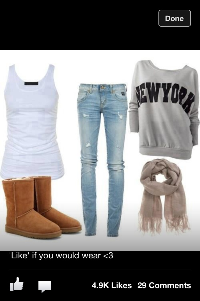 THIS IS ALMOST EXACTLY LIKE WHAT JESSIE WORE WITH HER FIRST DATE WITH TONY on the disney channel show, Jessie