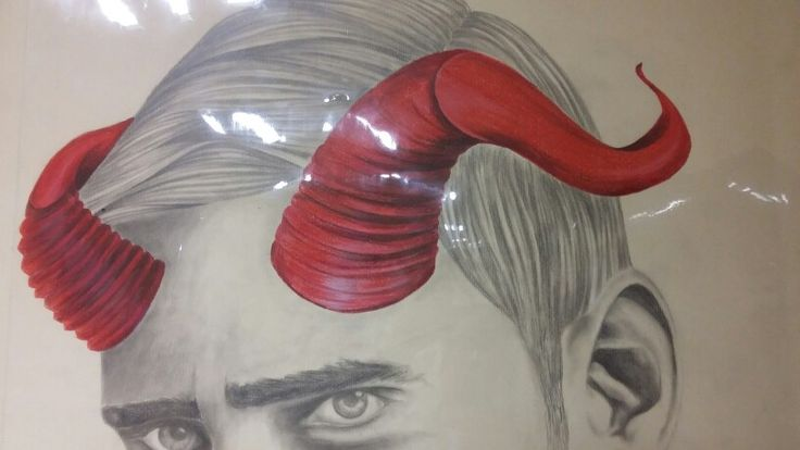 Fragmento de una obra de Diego Esperón
