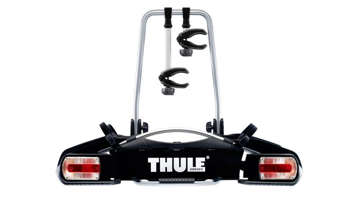 Bike Carrier Towbar - Thule EuroWay G2 with improved bike arms