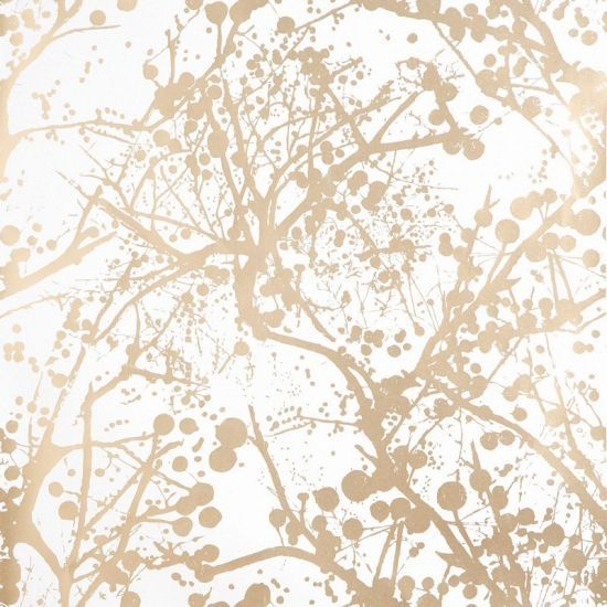 Ferm Living | Wilderness Wallpaper - Gold