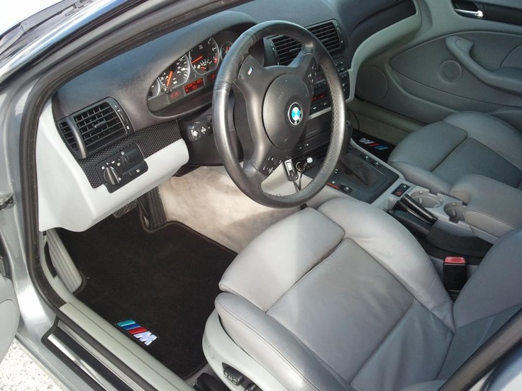 11 best bmw e46 images on Pinterest  Bmw cars E46 m3 and Interiors