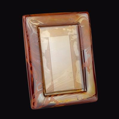 #Photo Frame Murano Glass http://www.yalosmurano.it/