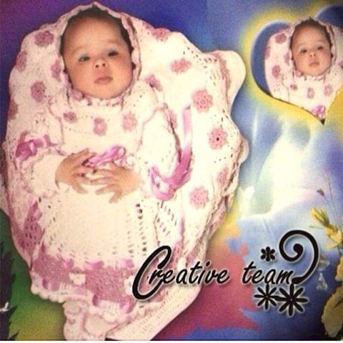 🌹 kit nascido para a idade de 4 meses (vestido + chapéu + botas franceses) e colchão 70 centímetros 80 centímetros de trabalho D apenas um mês para solicitar whatsapp 0542768341 está ligado a todas as regiões do Reino por Zajel ou Arábia Post # malha # malha padrão # # Patronat # filmagens # # distribuições pictóricas # Fotos # # My baby # # # anúncio nascido em Riyadh, Arábia Saudita # # # Arábia Saudita colchão # produtores #art #draw #crochet