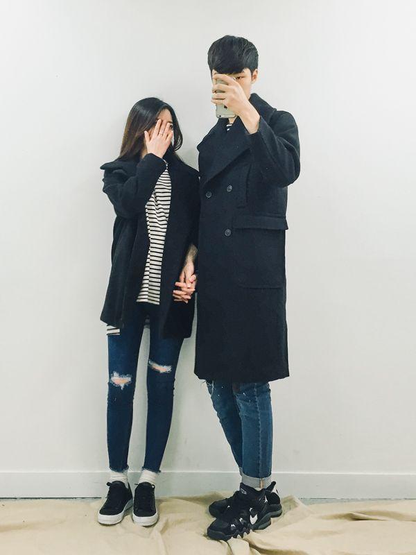 good ulzzang matching outfits 18