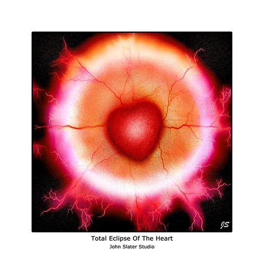 Total Eclipse Of The Heart © John Slater Studio