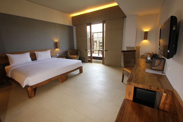Our Studio room at The Oasis Lagoon Sanur, Bali.