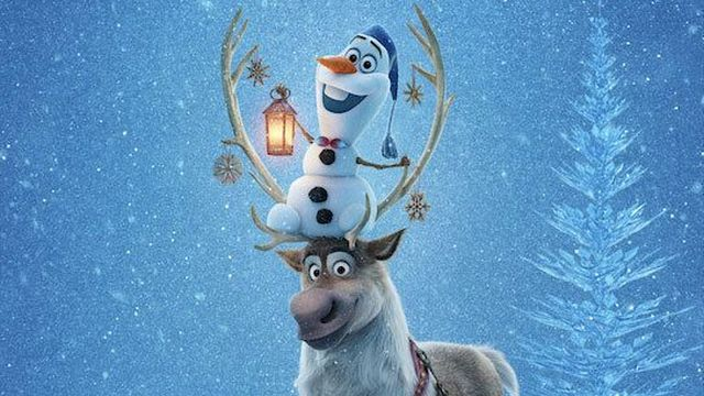 Olaf's Frozen Adventure Poster Brings Back the Singing Snowman