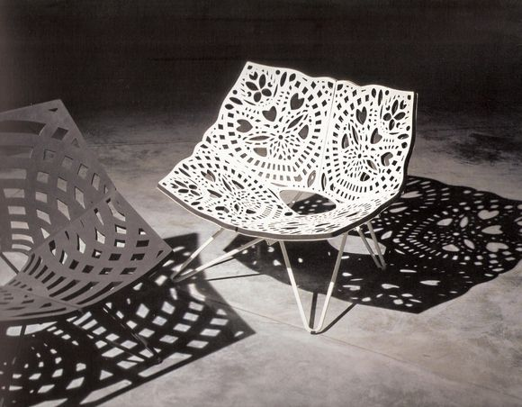 lace chair - Google Search