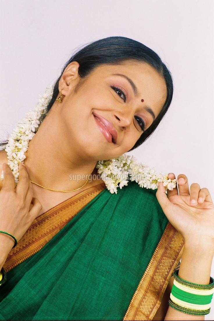 Jyothika traditional sari at shobi wedding saree blouse patterns - Jyothika