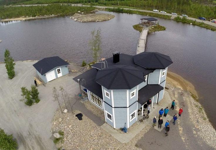 TuuriResorts, South Ostrobothnia province of Western Finland. - Etelä-Pohjanmaa.