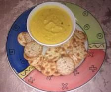 Pumpkin and Chick Pea Dip | Official Thermomix Recipe Community