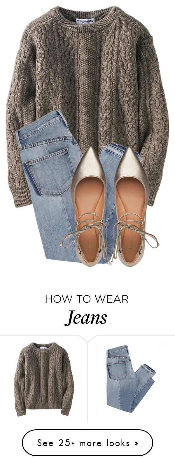 """Hunter <3 (RTD)"" by mel2016 on Polyvore featuring Uniqlo, Mix Nouveau and Sigerson Morrison"