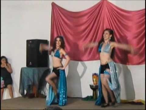 Paula & Katia Fallahi - Performance: Cabaré