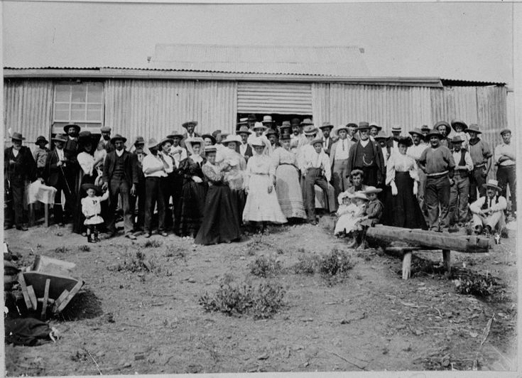 026200PD: Opening of Tender's Battery, Ravensthorpe, ca 1905 http://encore.slwa.wa.gov.au/iii/encore/record/C__Rb3793143?lang=eng