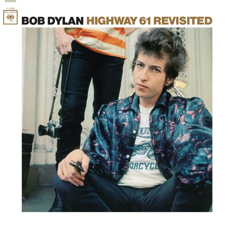 Bob Dylan -- Highway 61 Revisited // Permanent Records, South Slope, Brooklyn, NY