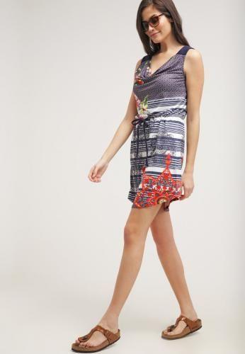 #Smash babola vestito di maglina navy Blu scuro  ad Euro 27.50 in #Smash #Donna saldi abbigliamento