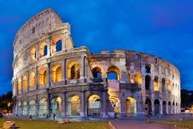 I would love to visit the Colosseum in Rome - it looks amazing.