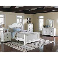 Addison White Bedroom Set - King - 6 pc. - Sam's Club