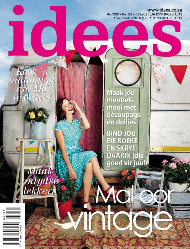 Idees Afrikaans Magazine - Buy, Subscribe, Download and Read Idees on your iPad, iPhone, iPod Touch, Android and on the web only through Magzter