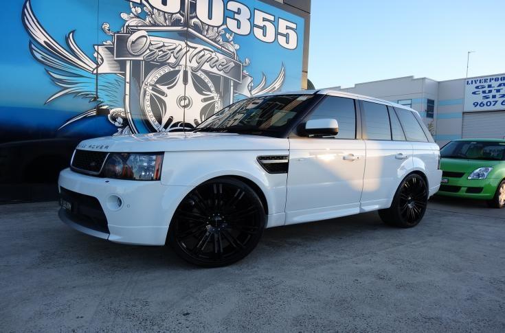 Range Rover Sport Rims & Mag Wheels