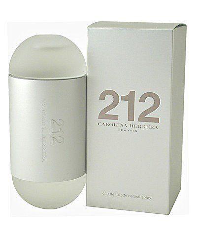 212 Carolina Herrera - One of my favorites!