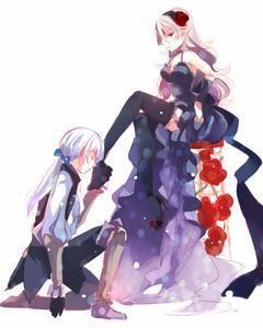 Fire Emblem: If/Fates - Kamui and Joker
