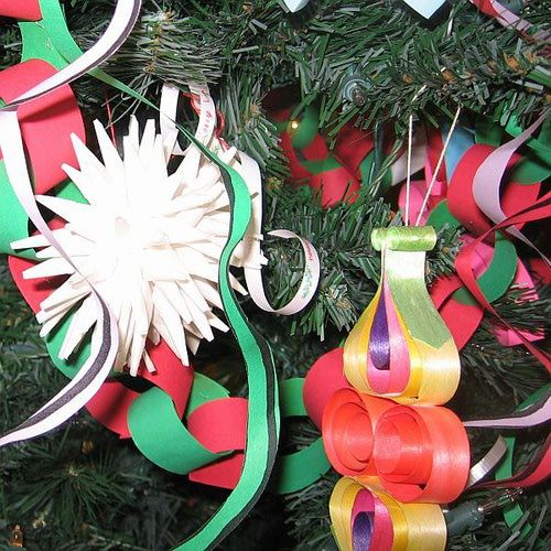 More Polish Paper Christmas Ornaments