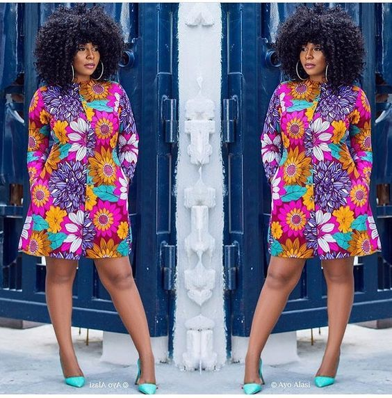 See Beautiful Ankara Gowns 2018 Ladies Have Started Slaying - DeZango Fashion Zone