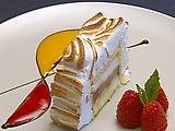 Baked Alaska recipe from Robert Irvine, Food Network
