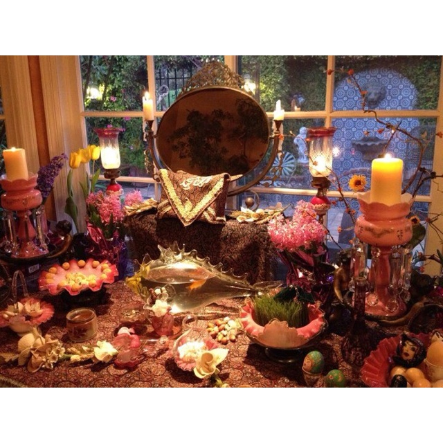 58 best norooz images on pinterest eid spring and the for Aria persian cuisine