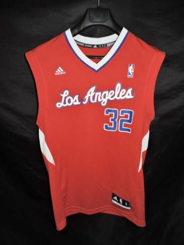 Los Angeles Lakers Blake Griffin 32 Jersey Adidas S Red White Blue LA Basketball