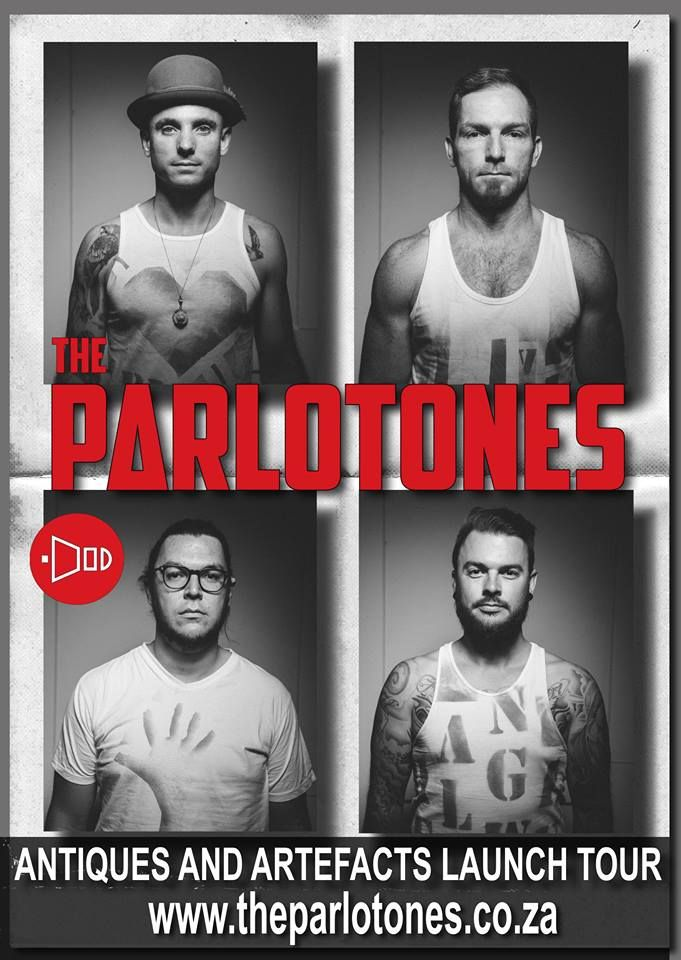 Yes, we've got a new album and have decided to title it Antiques & Artefacts. Tour dates available soon on http://www.theparlotones.co.za/ #ParlotonesA&A #Parlotones