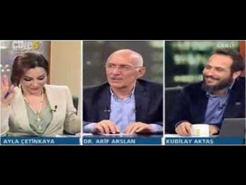 Kubilay Aktas & Arif Arslan - Metafizik SIRLAR & Ruh & Melekler ve Şeyta...