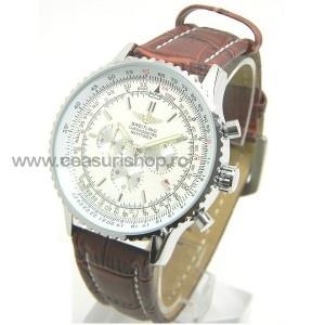 Breitling Chronometre Navitimer White