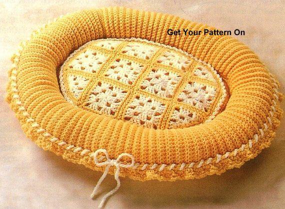 INSTANT DOWNLOAD PDF  Digital File Crochet by GetYourPatternOn