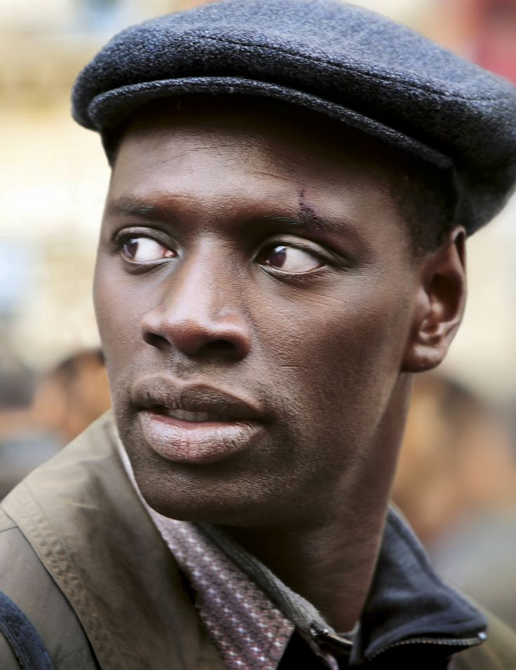 Film still from Olivier Nakache and Eric Toledano's SAMBA - starring Omar Sy and Charlotte Gainsbourg - screening at #TIFF14