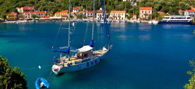 ΟΛΥΜΠΙΑΚΗ ΦΛΟΓΑ: Ελληνικό νησί στους κορυφαίους περιπατητικούς προο...