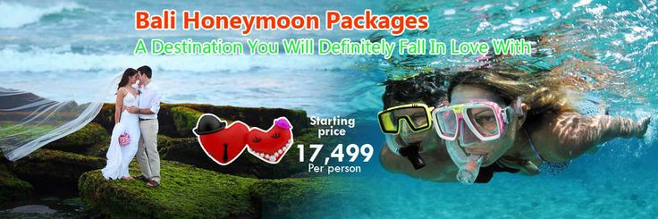 Bali honeymoon packages all inclusive from India include 3 star accommodation, daily buffet breakfast, sunset dinner cruise, Kecak-Uluwatu tour, Kintamani tour, water sport activities, shopping tour, and much more.
