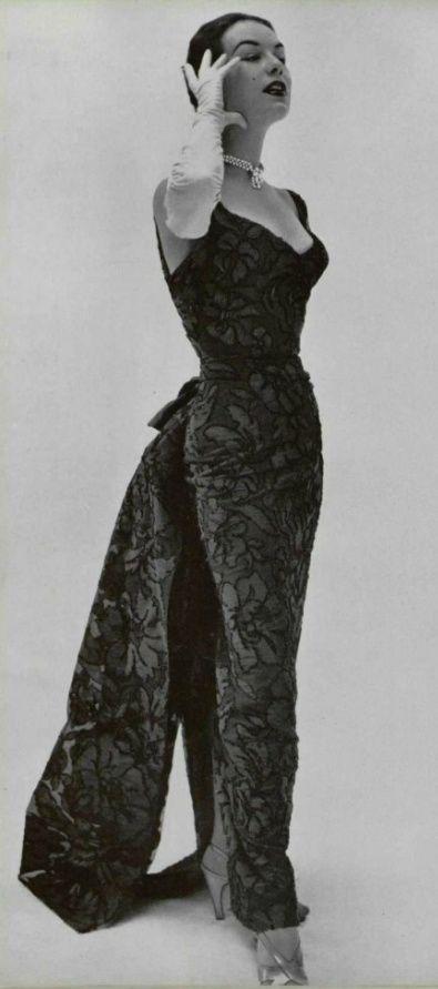 1952 Jeanne Lanvin