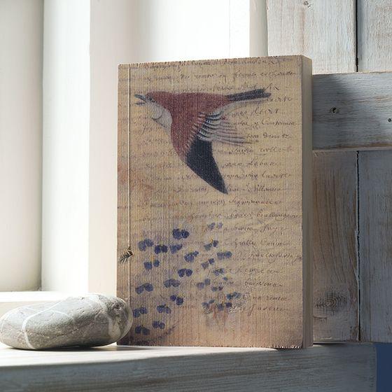 Image of Small Love Birds 2 - Deborah Schenck