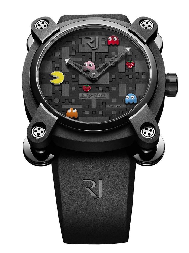 Montre Pac-Man : Romain Jerome passe au niveau 2