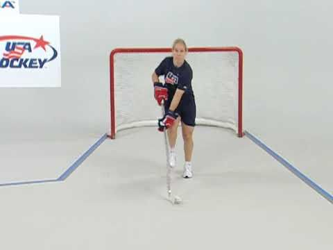 ▶ USA Hockey Skills and Drills Off-Ice - Hands and Feet - YouTube
