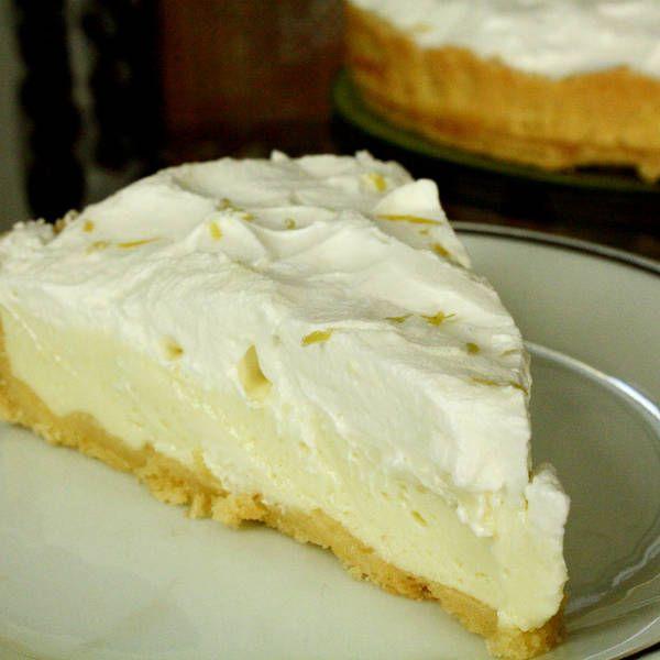 Torta De Limão Alemã